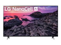LG 55NANO90UNA 55INCH Class (54.6INCH viewable) 90 Series LED TV Smart TV webOS, ThinQ AI