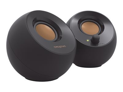 Creative Pebble Speakers for PC 4.4 Watt (total) black
