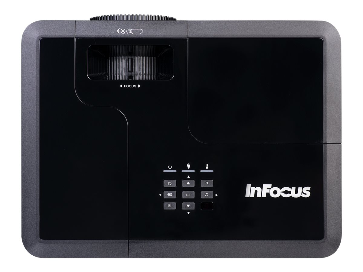 InFocus IN2138HD - DLP-Projektor - 3D - 4500 lm - Full HD (1920 x 1080) - 16:9