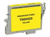 Clover Imaging Group Yellow remanufactured ink cartridge (alternative for: Epson T060420)
