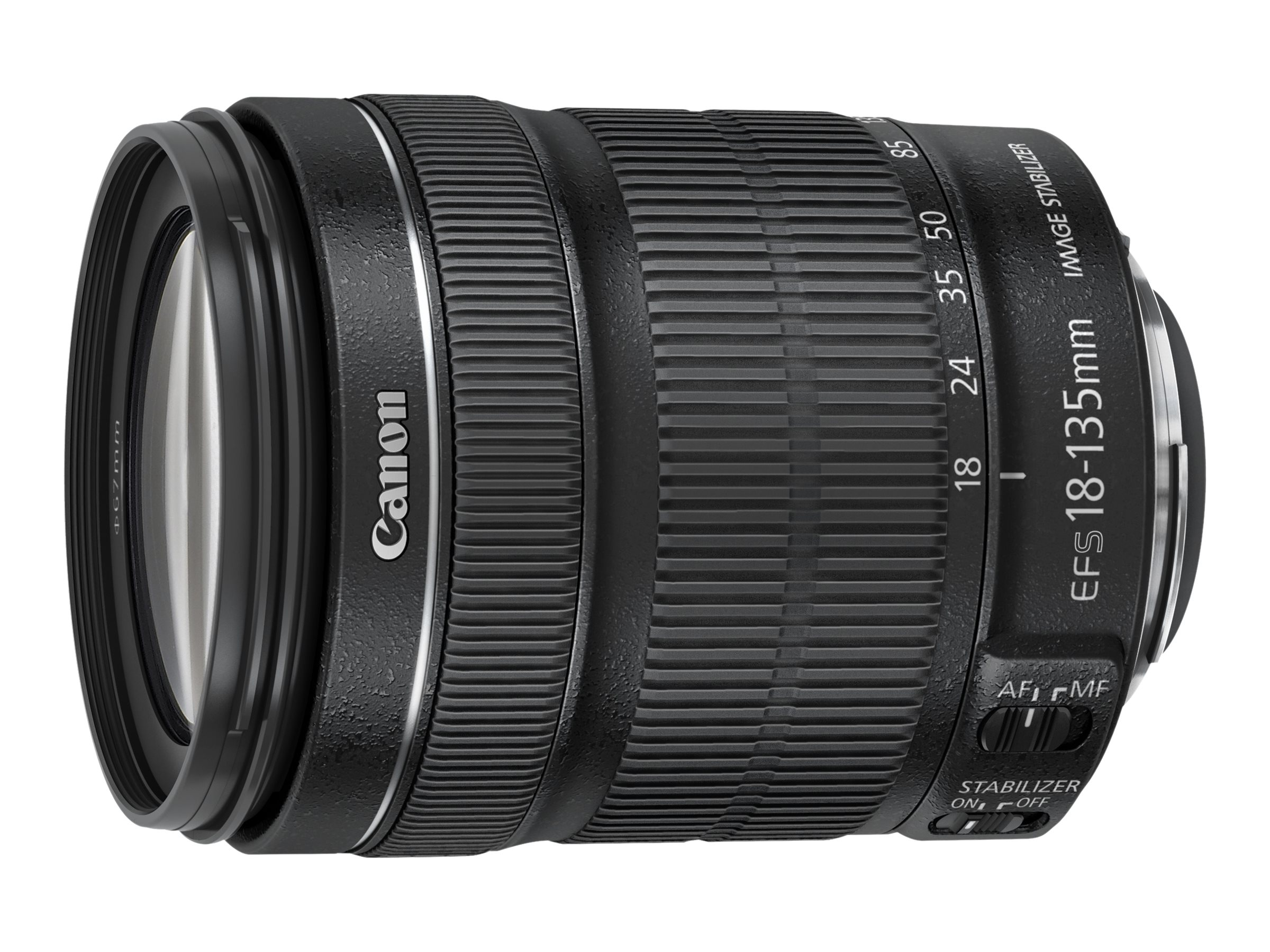 Canon EF-S - Zoomobjektiv - 18 mm - 135 mm - f/3.5-5.6 IS STM - Canon EF-S