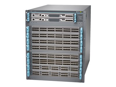 Juniper Networks PTX Series PTX10008 - Premium - router - rack-mountable - with Juniper Networks 2 x Routing Engine, 6 …