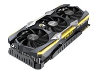 ZOTAC GeForce GTX 1080 Ti AMP Extreme - Core Edition