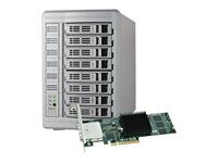 Sonnet Fusion DX800RAID Hard drive array HDD x 0 SAS (external)