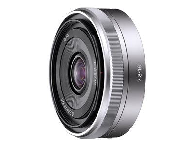 Sony SEL16F28 - wide-angle lens - 16 mm