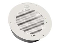 CyberData SIP IP speaker for PA system PoE, PoE-Plus signal white (