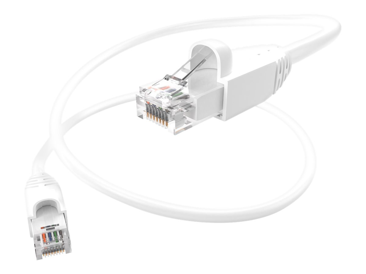 Oncore patch cable - 30.5 cm - white