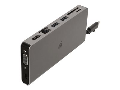 IOGEAR USB-C Pocket Dock with Power Delivery 3.0