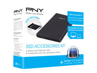 PNY SSD Accessories Kit - Boitier externe