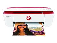 HP Deskjet 3764 All-in-One - Imprimante multifonctions - couleur - jet d'encre - 216 x 355 mm (original) - A4/Legal (support) - jusqu'à 4 ppm (copie) - jusqu'à 19 ppm (impression) - 60 feuilles - USB 2.0, Wi-Fi(n)