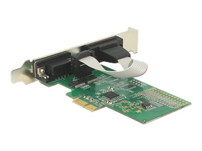 PCI Express Card > 2 x Serial RS-232