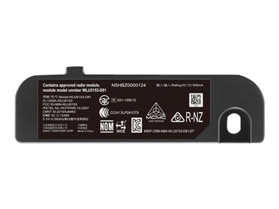 Panasonic ET-WM300 Network adapter USB 2.0 for PT-MW530, MW