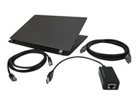 Comprehensive Chromebook HDMI and Networking Connectivity Kit network adapter USB