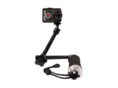 Veho Muvi 3 Way Monopod with Extended Arm for Muvi K-Series Camera