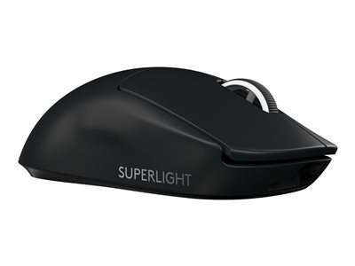 Logitech PRO X SUPERLIGHT Wireless Gaming Mouse Mouse optical 5 buttons wireless, wired