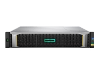 HPE Modular Smart Array 2050 SAN Dual Controller SFF Storage - Hard drive array - 24 bays (SAS-2) - rack-mountable - 2U (Up to £1000 Cashback available, please visit https://jrit-offers.ext.hpe.com/uk/en/pdf/09-UK-Oct2017-MSA-4th&5th-Generation.pdf)