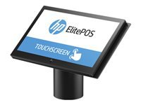 "Picture of HP ElitePOS G1 Retail System 141 - all-in-one - Celeron 3965U 2.2 GHz - 4 GB - 128 GB - LED 14"" (2VQ"