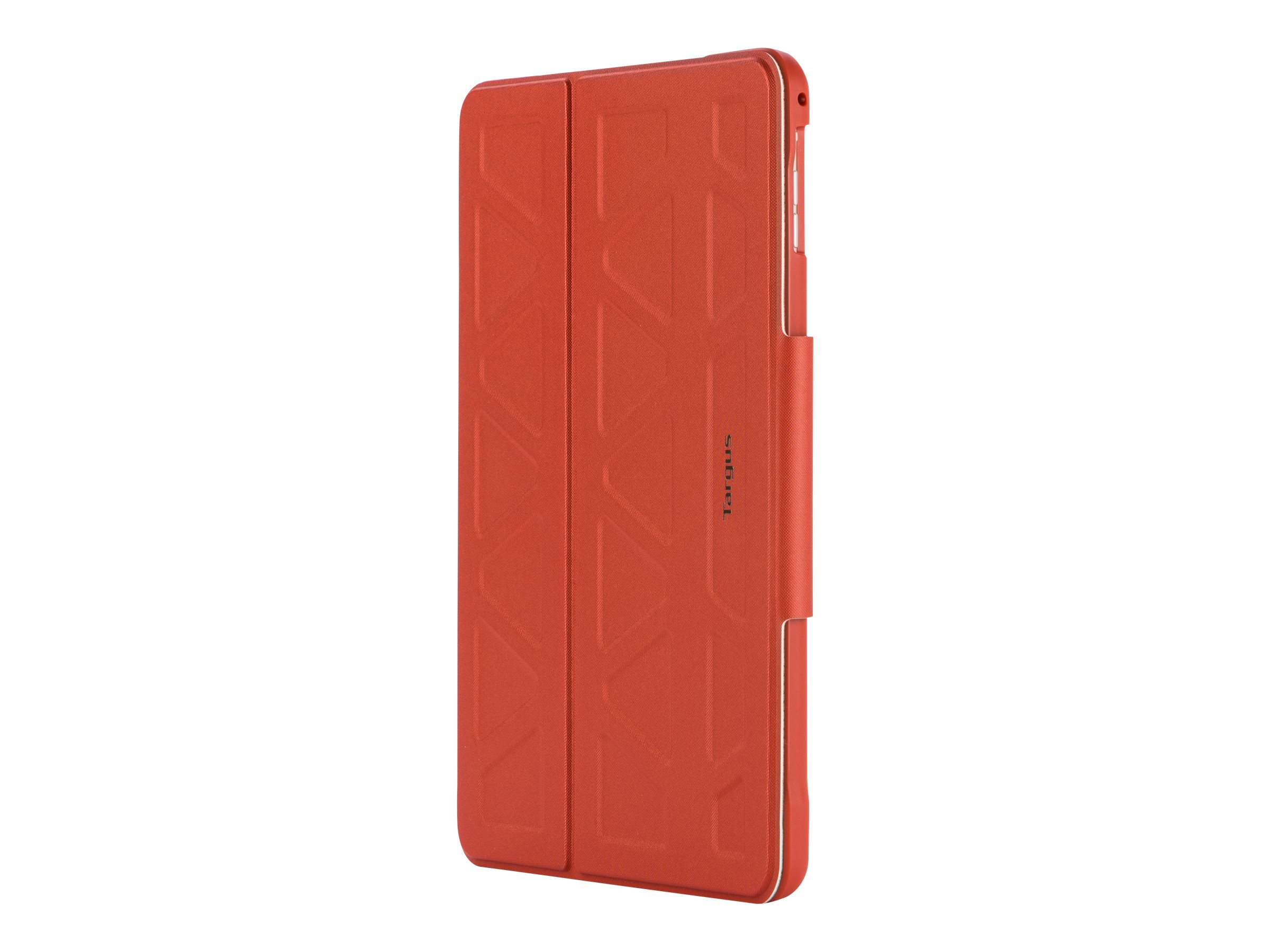 Targus 3D Protection Case for iPad (5th gen./6th gen.), iPad Pro (9.7-inch), iPad Air 2, and iPad Air, Red - flip cover…