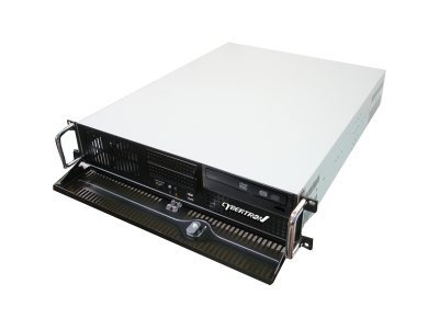 CybertronPC Quantum SVQJA1522 Server rack-mountable 2U 1-way 1 x Celeron G530 / 2.4 GHz