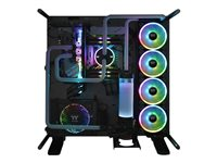 Thermaltake Riing Trio 12 LED RGB Radiator Fan TT Premium Edition - Gehäuselüfter