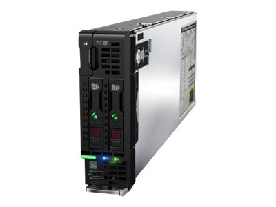 HPE ProLiant BL460c Gen10 - blade - no CPU - 0 GB