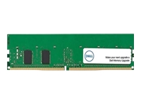 Dell - DDR4 - module - 32 GB - DIMM 288-pin - 3200 MHz / PC4-25600 - 1.2 V - registered - ECC - Upgrade - for PowerEdge C4140; PowerEdge C6525, MX740, MX840, R6515, R6525, R740, R7515, R7525, R940