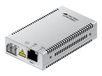 Allied Telesis AT MMC2000/LC - Fibre media converter