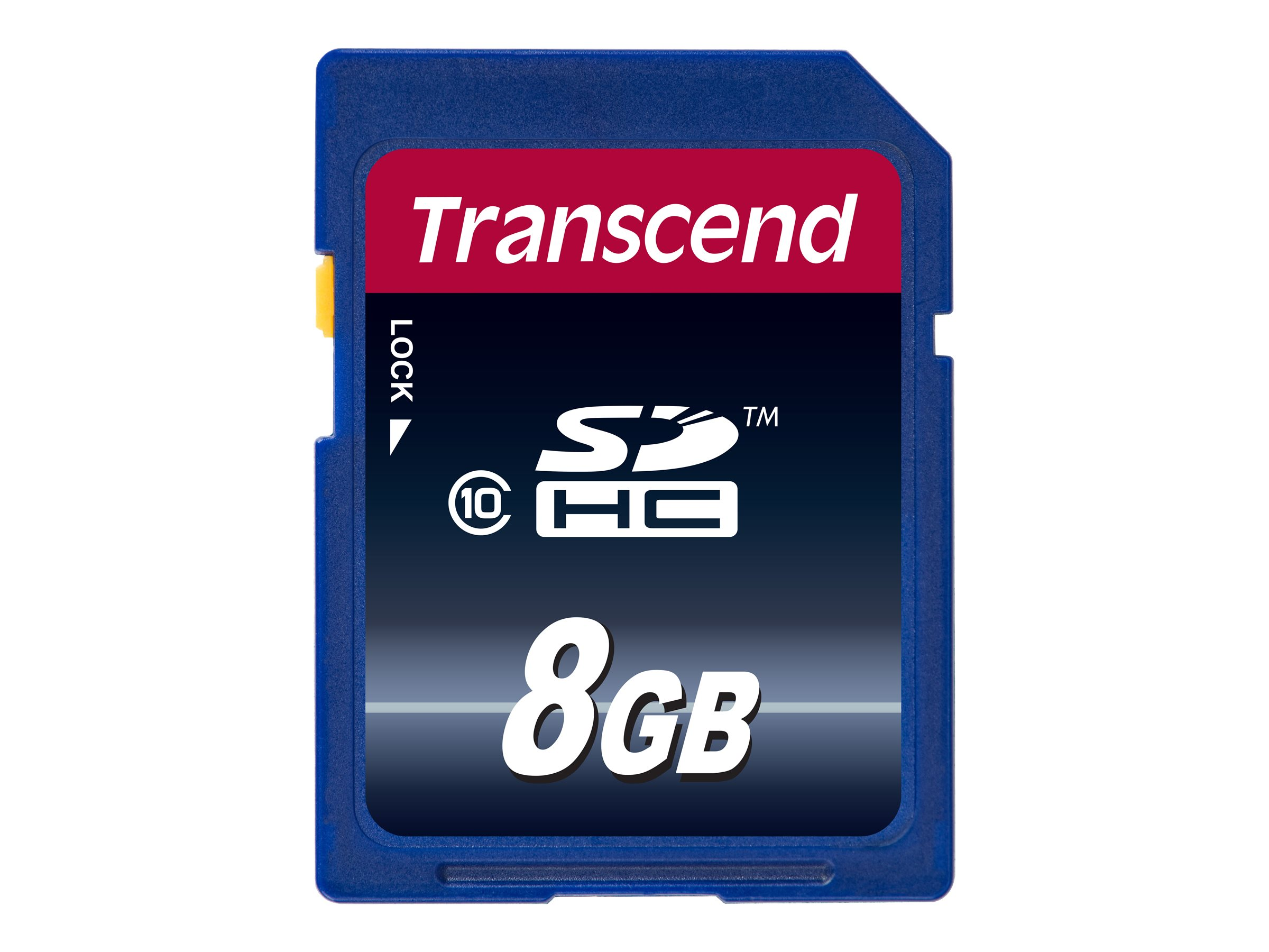 Transcend Ultimate - Flash-Speicherkarte - 8 GB - Class 10 - 200x - SDHC