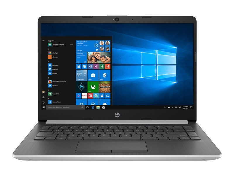 "HP 14-cf0004nf - 14"" - Core i3 7020U - 8 Go RAM - 1 To HDD - French"