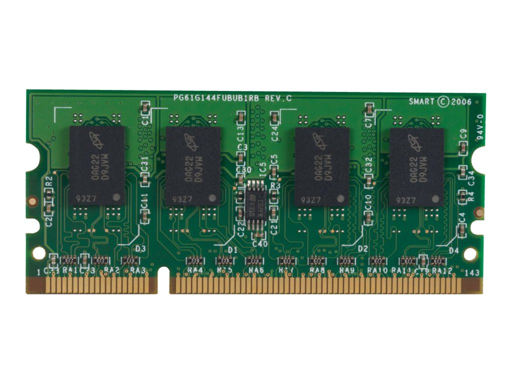 HP - DDR2 - 512 MB - SO DIMM 144-PIN - 400 MHz / PC2-3200 - ungepuffert