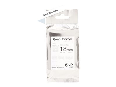 Brother P-Touch Cleaning-Tape 18 mm