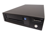 Quantum LTO-6 HH - Tape drive - LTO Ultrium (2.5 TB / 6.25 TB) - Ultrium 6 - SAS-2 - external - encryption - with Deduplication Software