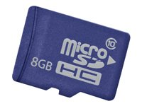 HPE Enterprise Mainstream Flash Media Kit - Carte mémoire flash - 8 Go - Class 10 - microSD - pour ProLiant BL460c Gen10, DL360 Gen10, ML30 Gen9; Synergy 480 Gen10, 660 Gen10, 660 Gen9