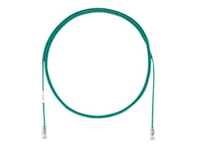 Panduit TX6-28 Category 6 Performance - patch cable - 1 m - pastel green