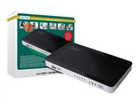 DIGITUS HDMI Video Switch DS-45310 - Video/audio switch