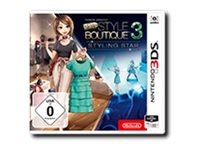 New Style Boutique 3 Styling Star - Nintendo 3DS, Nintendo 2DS, New Nintendo 2DS XL