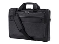 HP Executive Top Load Notebook carrying case 17.3INCH black