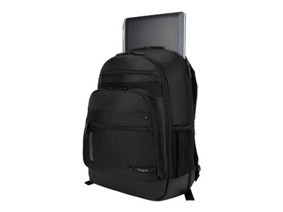 Targus 15.4INCH Revolution Notebook Backpack Notebook carrying backpack 15.4INCH black