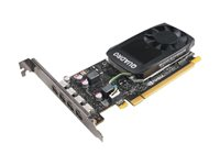 NVIDIA Quadro P1000 - Graphics card