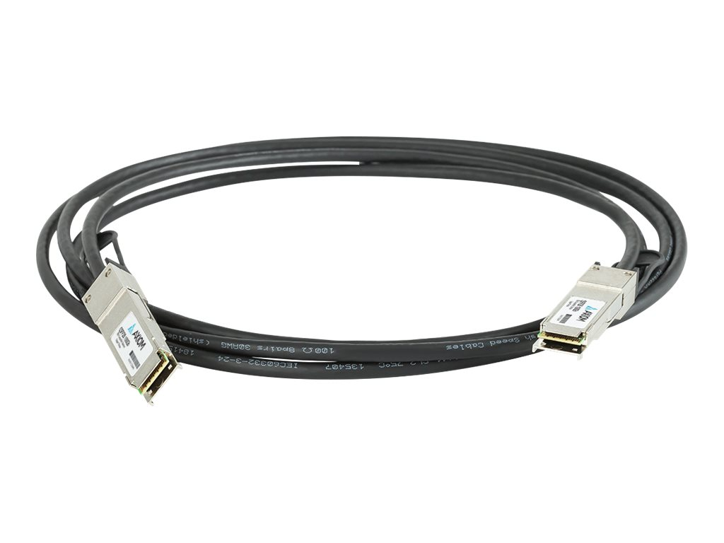 Axiom 100GBase-CR4 direct attach cable - 5 m