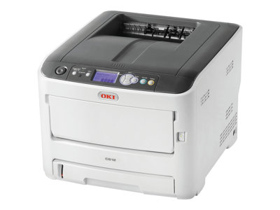 OKI C612n Printer color LED A4 1200 x 600 dpi