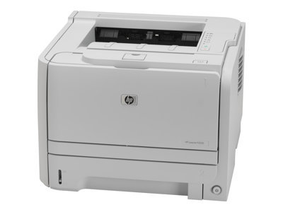 HP LaserJet P2035 - Printer - monochrome - laser - A4/Legal - 1200 dpi - up to 30 ppm - capacity: 300 sheets - parallel, USB