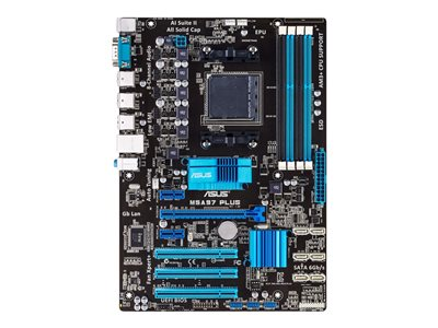 ASUS M5A97 PLUS - motherboard - ATX - Socket AM3+ - AMD 970