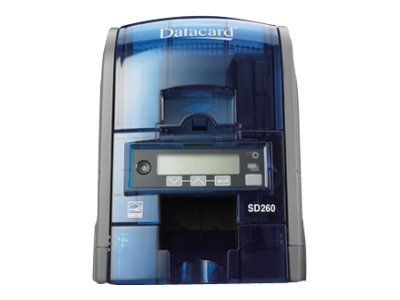 Datacard SD260 Plastic card printer color CR-80 Card (3.37 in x 2.13 in)