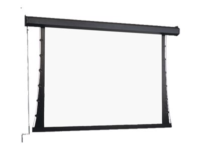 Draper Premier/Series C HDTV Format Projection screen ceiling mountable, wall mountable
