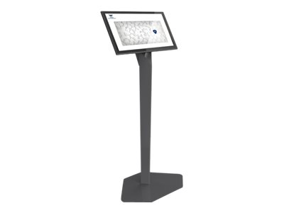 AOpen KKS1C4 Stand for LCD display steel black screen size: 19INCH-22INCH