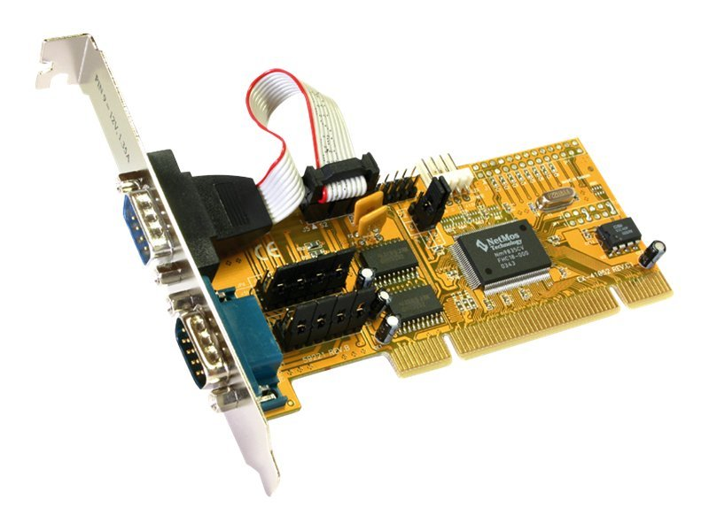 Exsys EX-41052 - Serieller Adapter - PCI - RS-232 x 2
