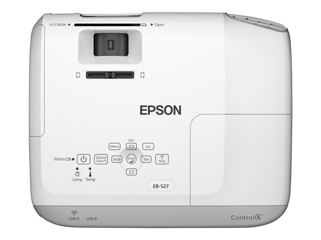 V11h694041 Epson Eb S27 3lcd Projector Portable