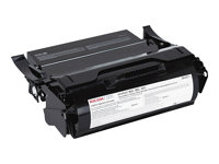 IBM - Black - toner cartridge Use and Return - for InfoPrint 1832, 1832dn, 1832n, 1852, 1852dn, 1852n, 1872, 1872dn, 1872n, 1892dn
