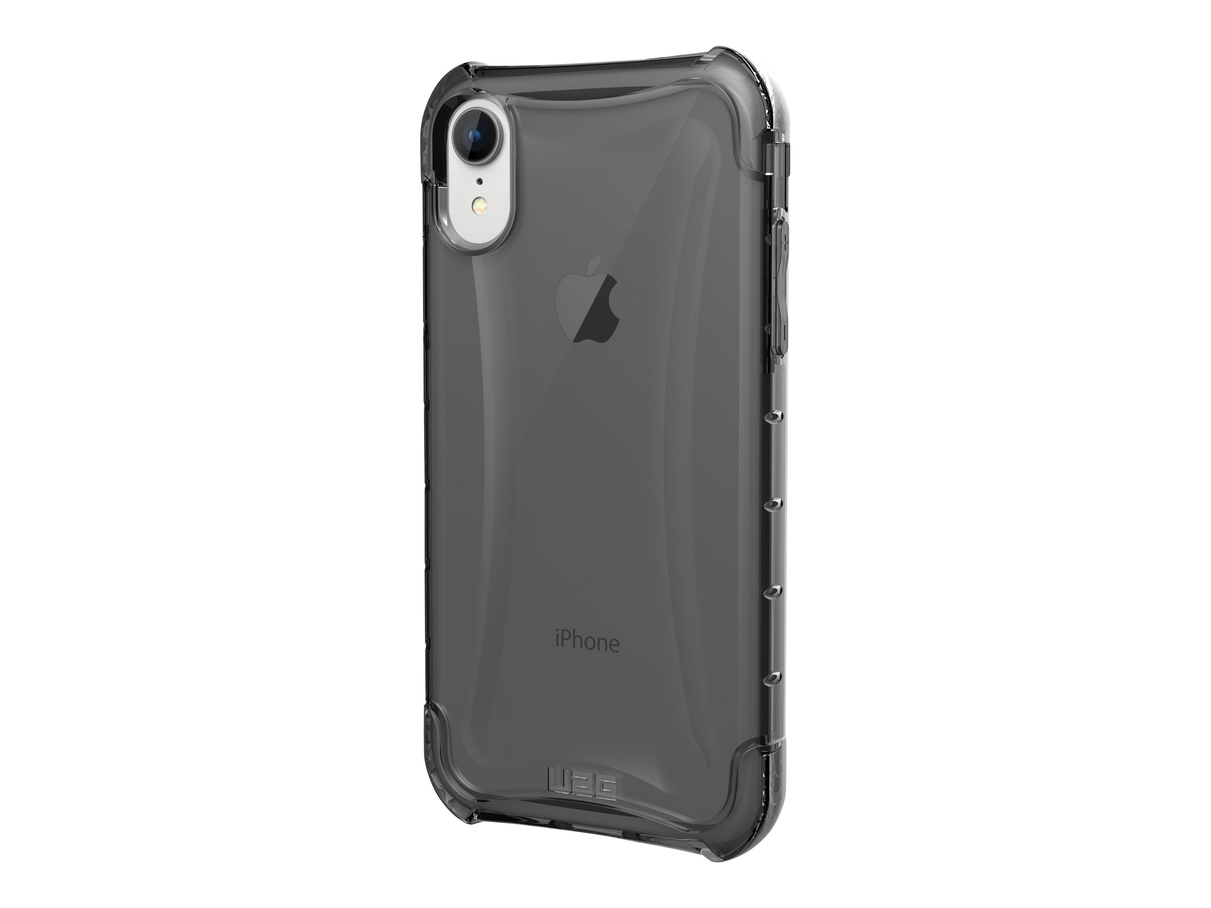 UAG Rugged Case for iPhone XR [6.1-inch screen] - Plyo Ash - back cover for cell phone